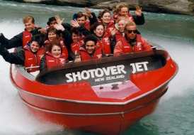 Shotover Jet 1993