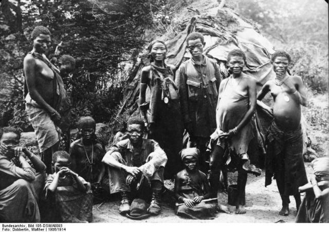 Deutsch-Südwestafrika, Namafamilie