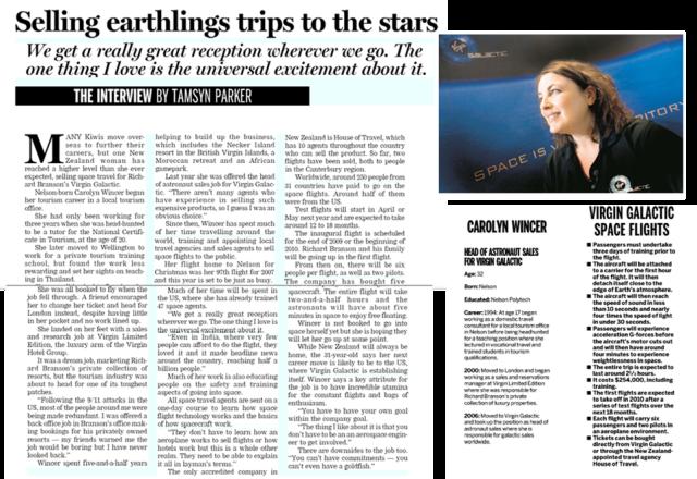 Weekend Herald 2008